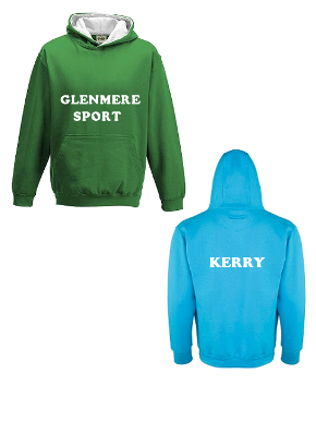 Glenmere Sports Hoodie